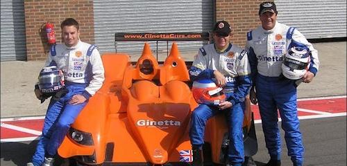 Mansell & Ginetta