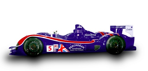 Beechdean Mansell Motorsport 1