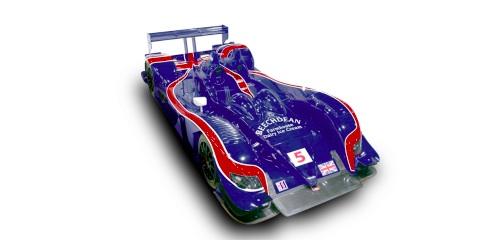 Beechdean Mansell Motorsport 2