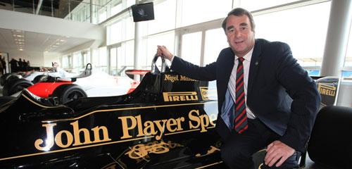Nigel Mansell va-t-il revenir à la compétition ?