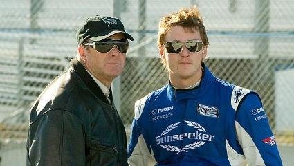 Nigel & Leo Mansell